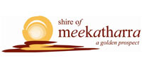 Shire of Meekatharra Logo